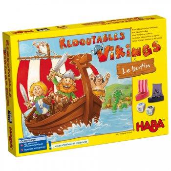Le butin redoutables Vikings
