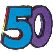 Pinata Chiffre 50