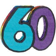 Pinata Chiffre 60
