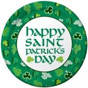 8 Assiettes Happy St Patrick