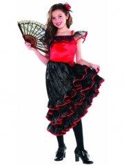Déguisement de Danseuse Flamenco Carmencita 3-5 ans