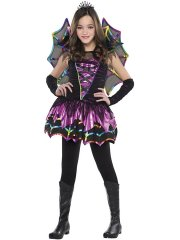 Déguisement Miss Araignée Rainbow