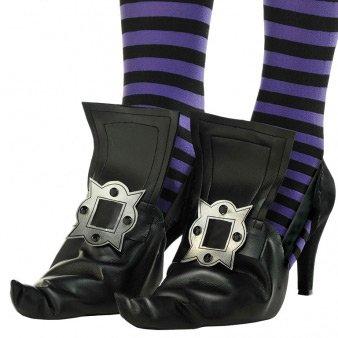 Boucles de Chaussures Sorcière Enfant