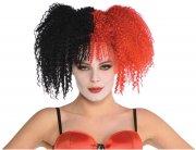 Perruque Clown Burlesque Halloween