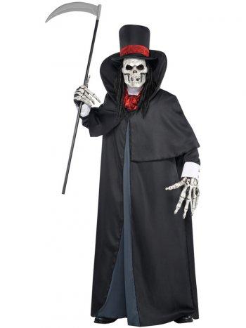 Déguisement Squelette Faucheur - Enfant