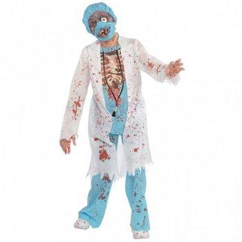 Déguisement Docteur Zombie - Ado