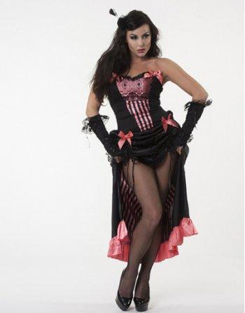 Déguisement Burlesque Sherry