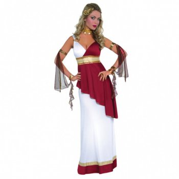 Déguisement de Princesse Impériale Romaine