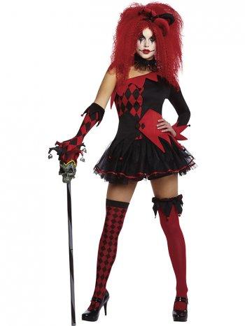 Déguisement Miss Joker Jesterina