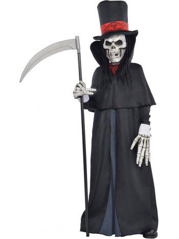 Déguisement de Squelette Faucheur Adulte - Taille Unique