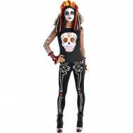 T-Shirt Day of the Dead taille Unique