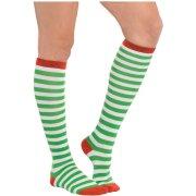 Chaussettes Rayées Lutin de Noël (38/41)