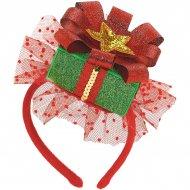 Serre-tête Mini Cadeau de Noël