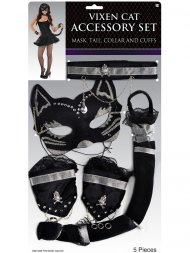 Kit Chat Noir Vixen