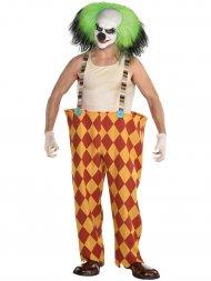 Déguisement de Clown Sinistre