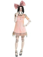 Déguisement de Creepy Doll