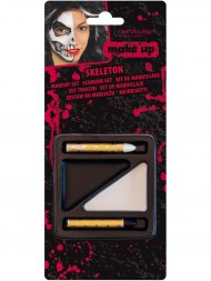 Kit Maquillage Halloween - Squelette