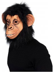 Masque Intégral de Chimpanzé