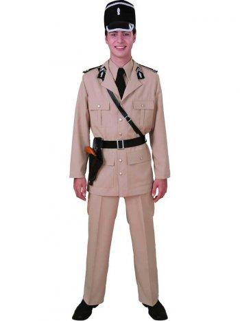 Déguisement de Gendarme de St Tropez