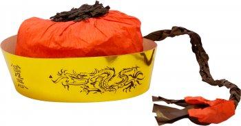 Chapeau Mandarin Chinois en Carton