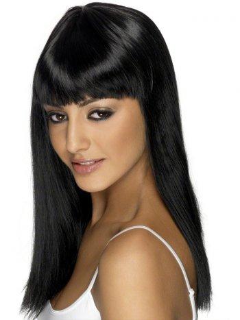 Perruque Glamourama noire