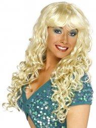 Perruque Siren Blonde