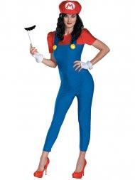 Déguisement Super Mario - Femme