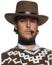 Chapeau de bandit western