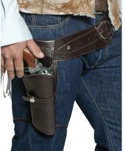 Réplique de ceinture Western