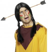 Flèche Indienne dans la Tête