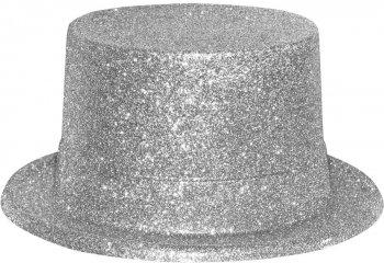 Chapeau Haut de Forme Pailleté