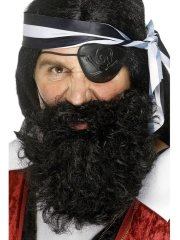 Barbe de pirate