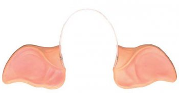 Serre-tête oreilles de cochon plastique