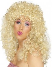 Perruque Boogie Babe Blonde