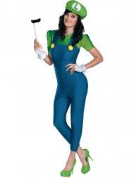 Déguisement Luigi - Femme