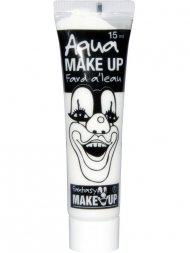 Tube Maquillage Aquacolor Blanc - 15 ml