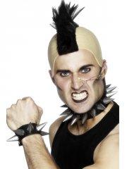 Collier et Bracelet Cloutés Punk