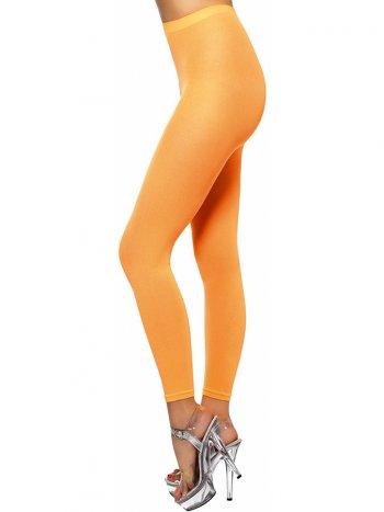 Leggins Orange Fluo