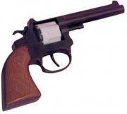 Pistolet Cowboy en Plastique - Adulte