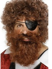 Barbe rousse de Pirate