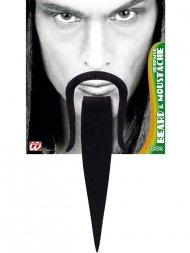 Moustache et Bouc de Mandarin
