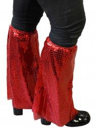 Pattes d'Eph Disco Paillettes Rouge