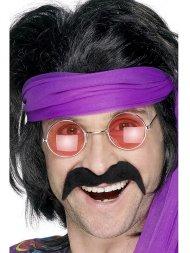 Moustache Années 70 Noire
