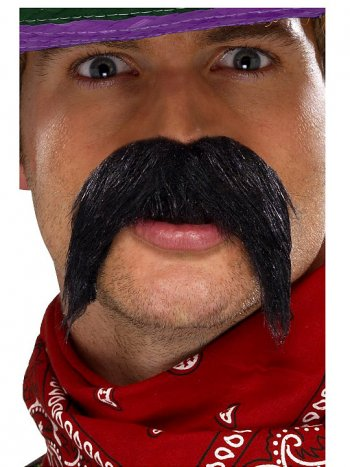 Grosse moustache de Gringo