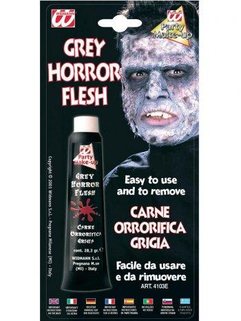 Maquillage Peau horrible grise