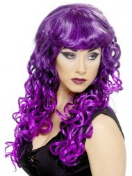 Perruque Siren Violette