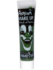 Tube Maquillage Aquacolor Vert - 15 ml