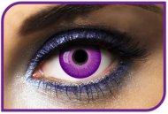 Lentilles fantaisie Violet - 1 an