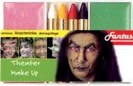 Set Maquillage Sorcière / zombie