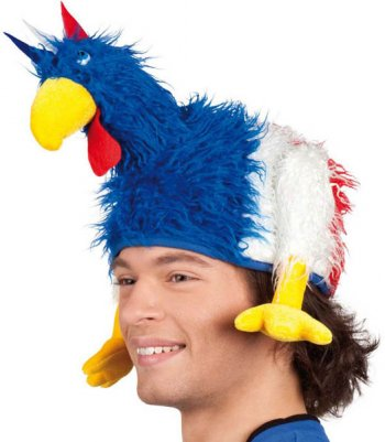Bonnet Poulet Tricolore